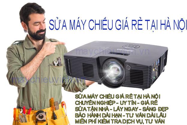 Sửa máy chiếu tại hà nội - vici